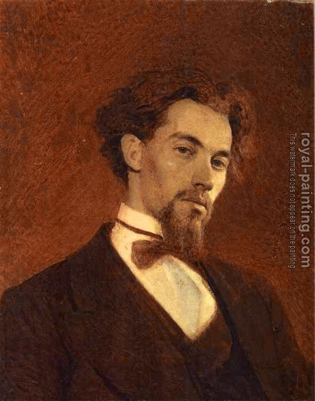 Portrait of the Artist Konstantin Savitsky